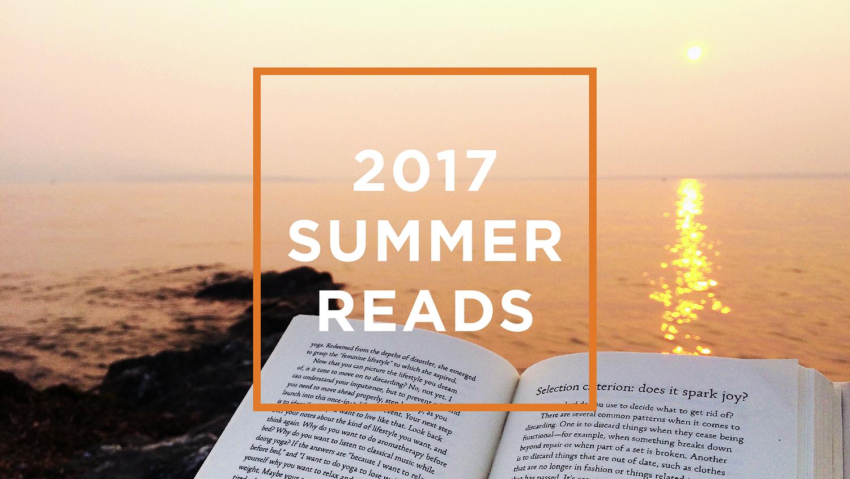 2017 Summer Reads