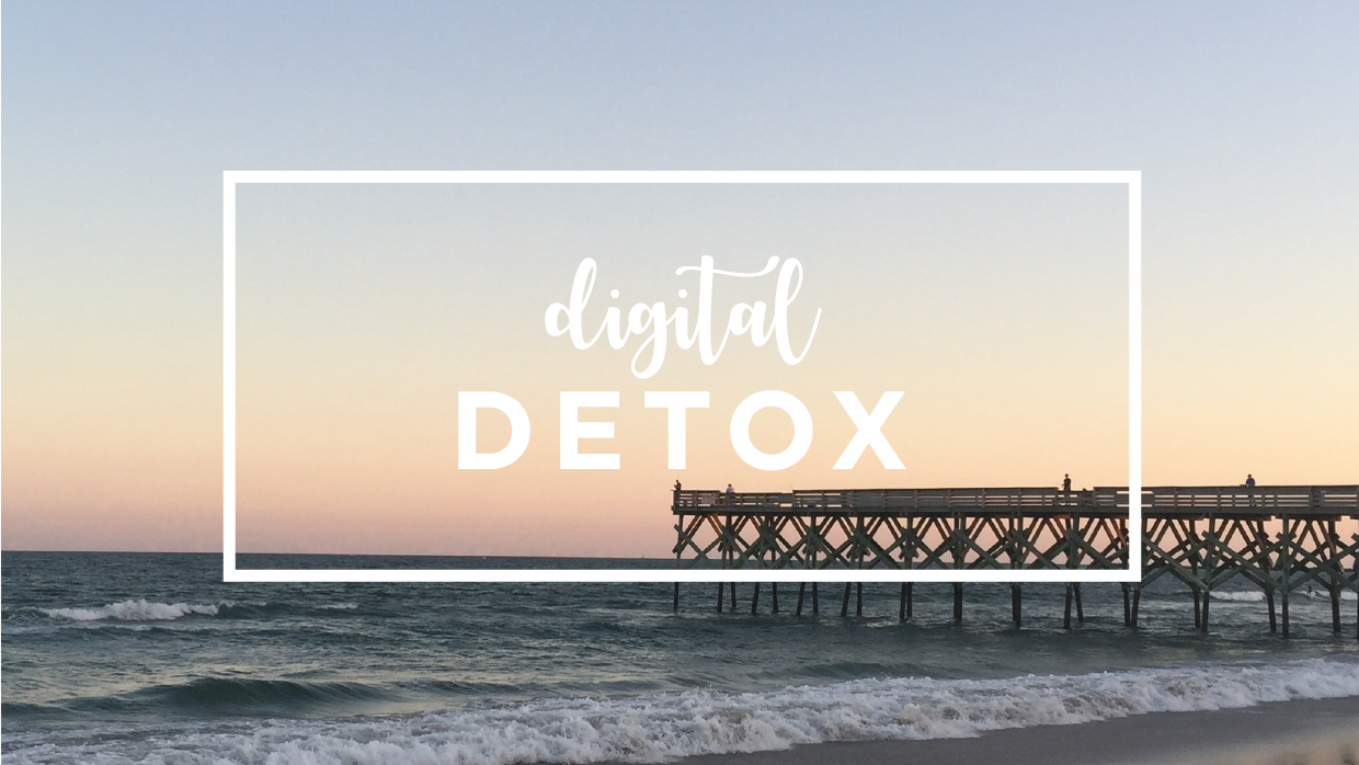 Digital Detox: Take Time to Unplug